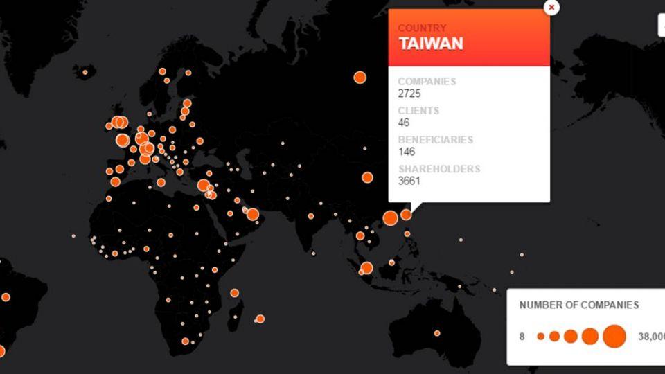 巴拿馬文件秘辛曝光!台灣避稅人數竟超越日韓