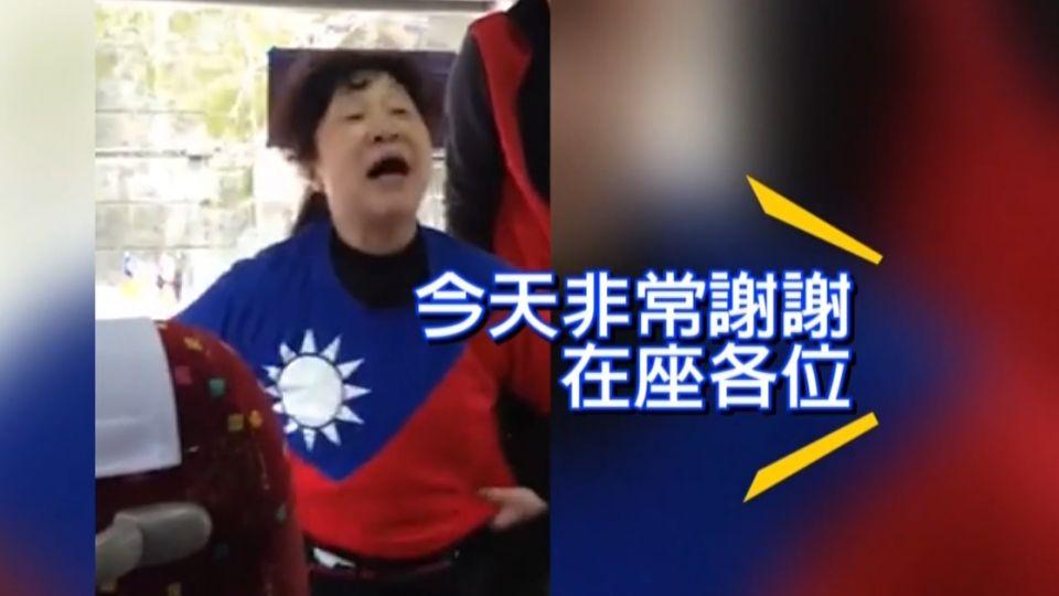 日本老闆娘超熱情 唱台語歌穿台灣T恤