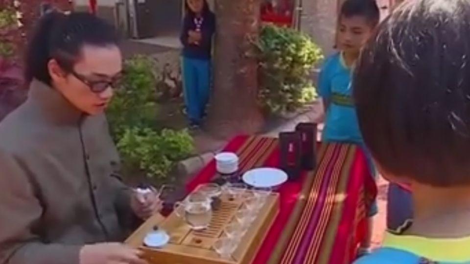 培養小小茶藝師 推廣在地「布農紅茶」