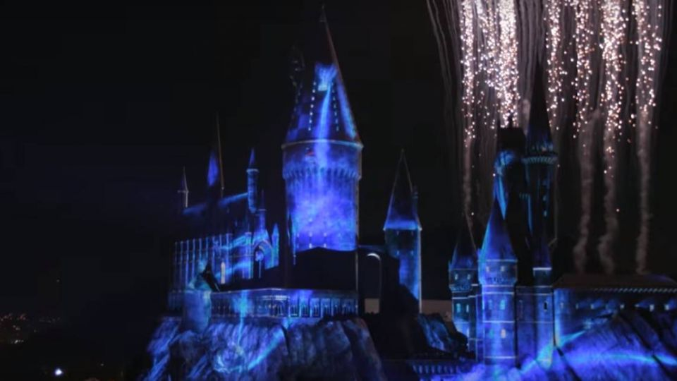 【影片】美《哈利波特》樂園開張  邀請馬份重返魔法世界