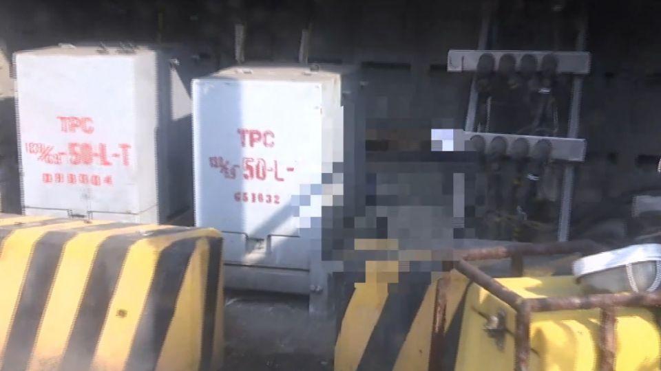 台大畢業生遭電死  過兩星期鐵捲門仍未修繕好