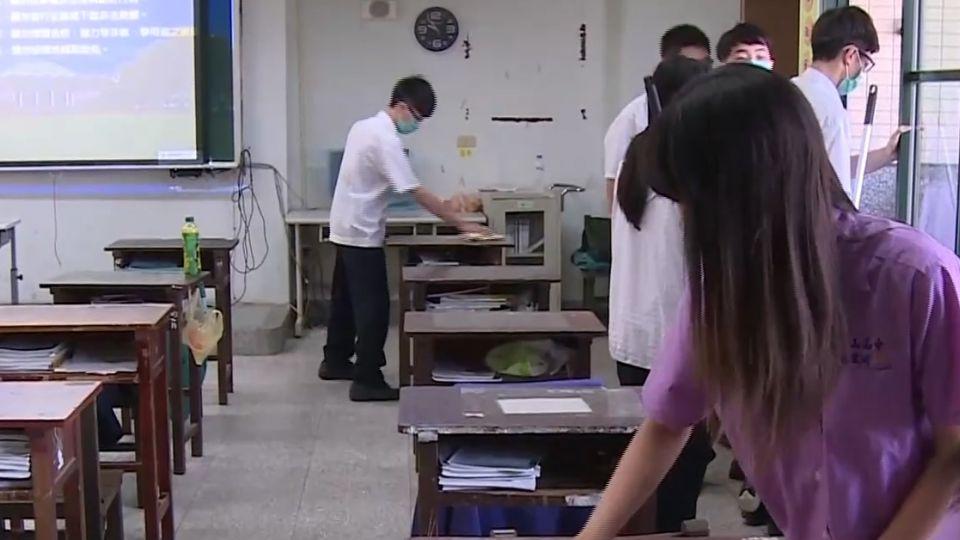 竹山高中中毒 120人上吐下瀉