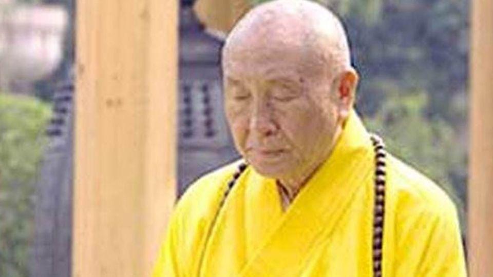 【影片】中台禪寺方丈惟覺老和尚圓寂 享壽89歲