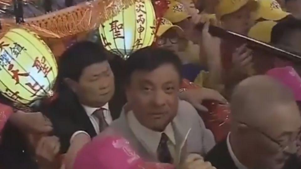 吳敦義、蘇嘉全、顏清標扶轎 林佳龍點起馬炮
