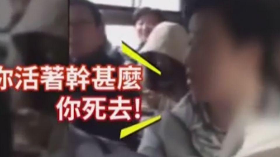 公車內朗讀英文!上海「學習姊」鬧翻同車乘客