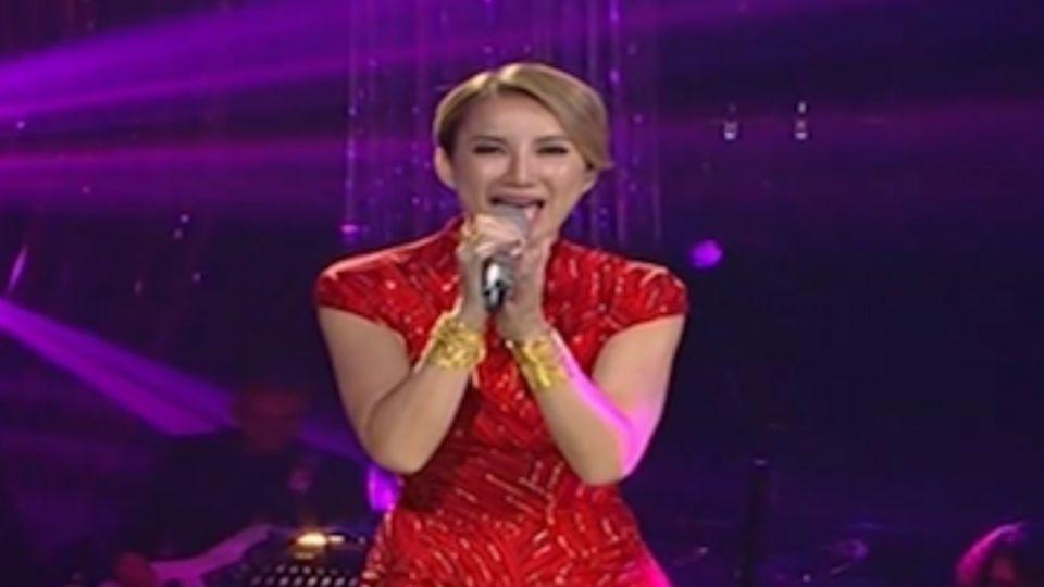 李玟「歌手4」封王 首度冠軍不是大陸人