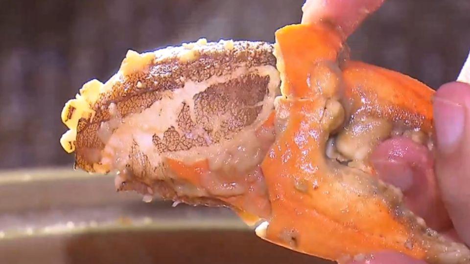 春天吃「蟳」好季節 蒸嗆處女蟳蟹美肉肥