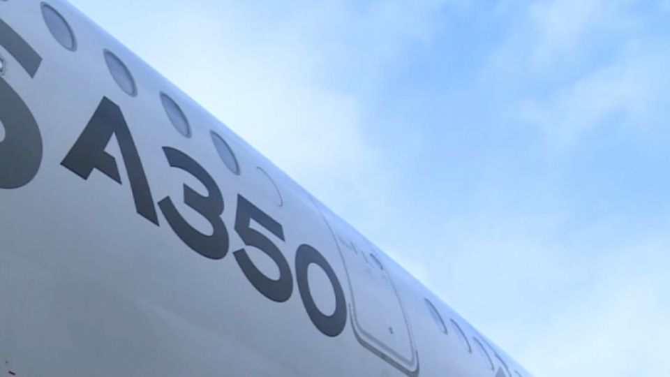 國籍航空迎A350 預計七月交機載客