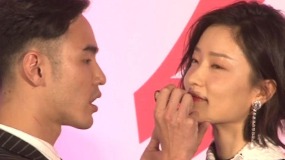 阮經天新片挑戰「男男戀」 與苗僑偉玩接吻