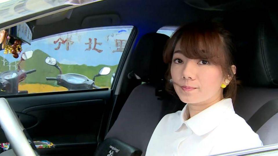 【影音】小黃正妹駕駛!此女只因「竹科有」 人間難得搭幾回