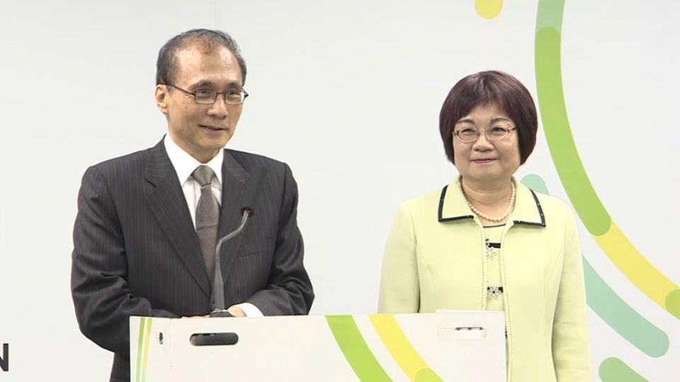 林全公布第二波人事 陳美伶政院秘書長