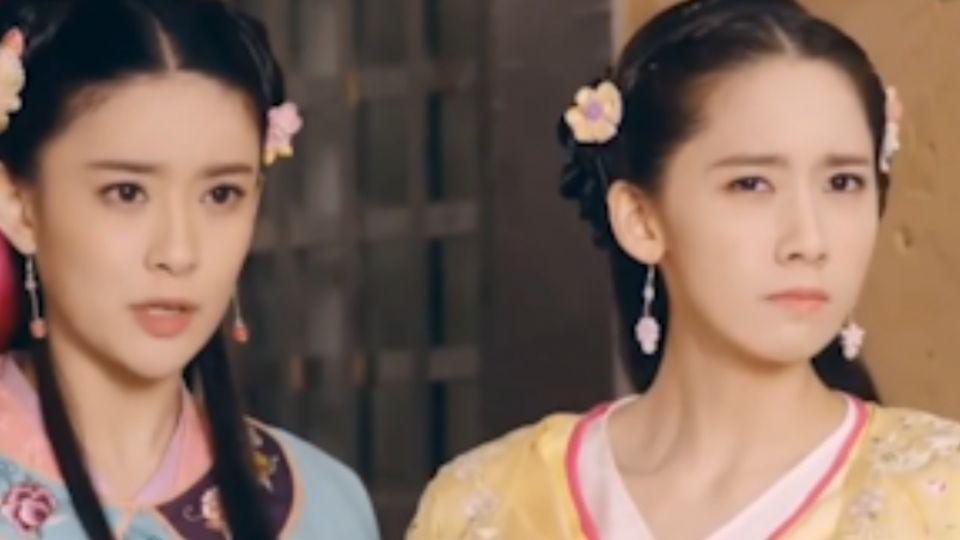 少時潤娥首演大陸劇 合作「林更新」收視NO.1