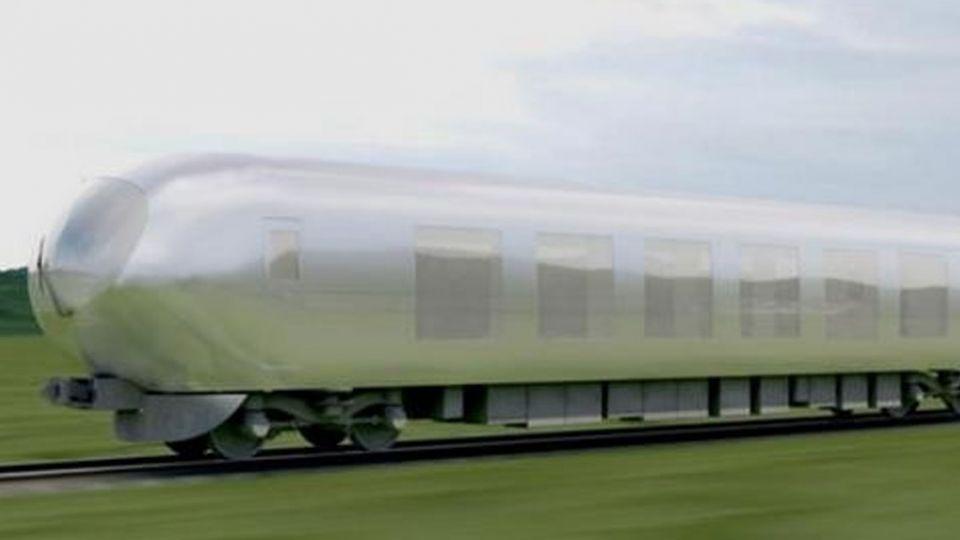 鐵道迷睜大眼!日「隱形列車」2018年上路