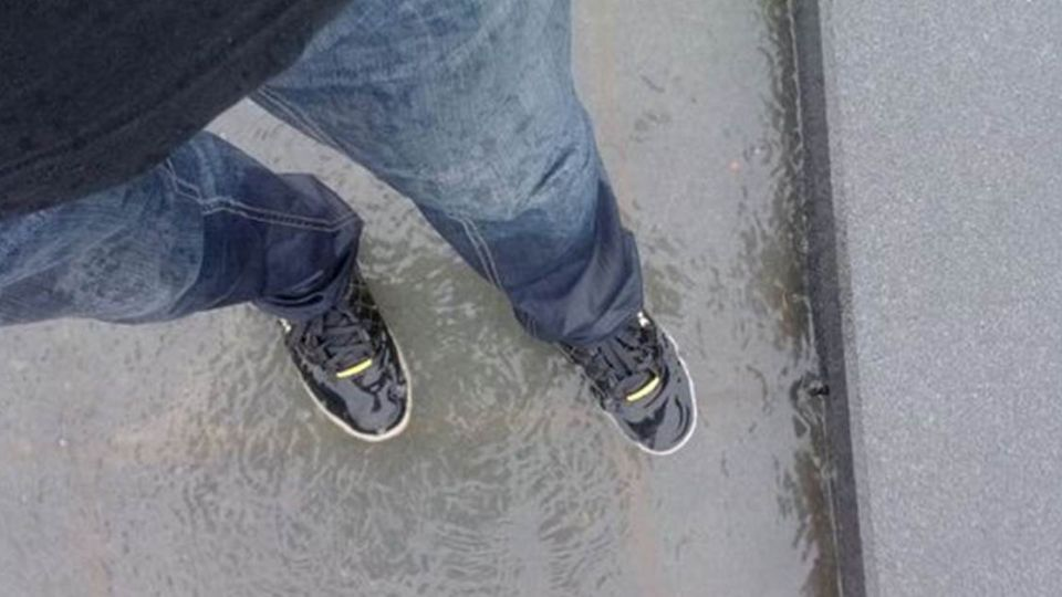防「濺」招!簡單步驟愛鞋不再濕透透