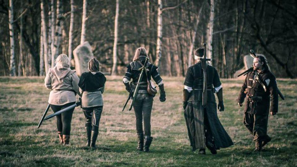 【影片】冥想?煉金術?波蘭創巫師學校 夢幻技能殺很大