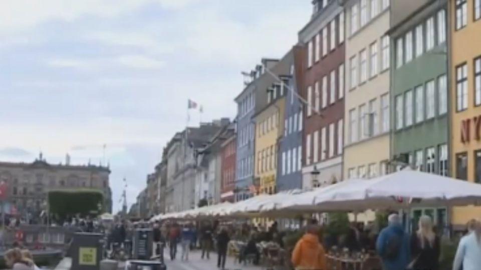 「最幸福國家」丹麥祭負利率抗高物價