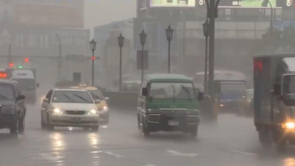 氣象局「大雷雨預警」 壞天氣一小時前掌握