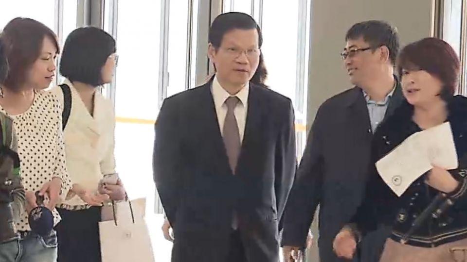 翁啟惠要回來了 中研院:明午抵松機