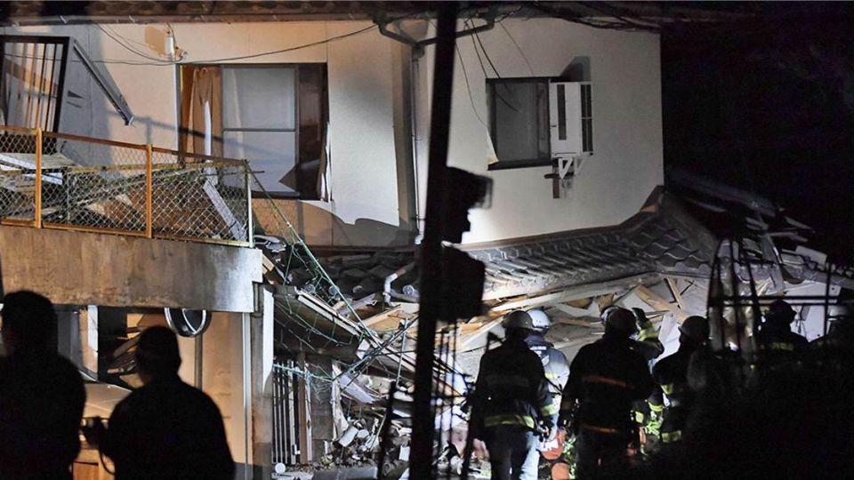 【影音】日本熊本縣6.5強震  至少9死千人傷