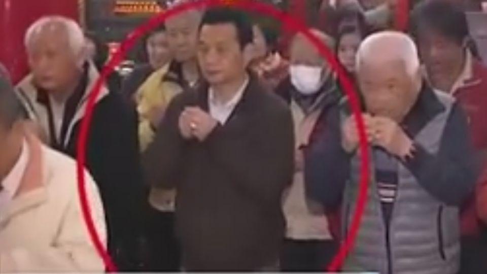 王焜弘涉殺警「燒庫錢求心安」? 九華庵否認