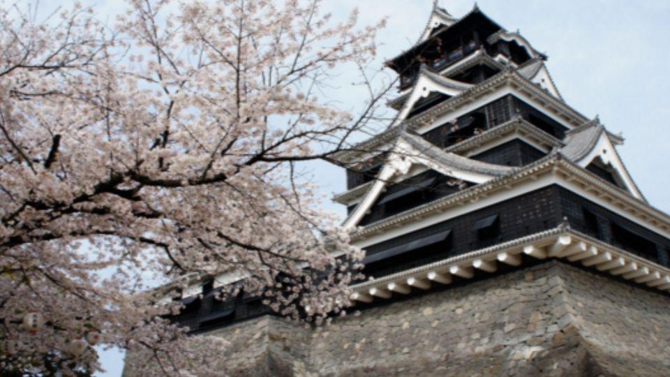 地震重創九州 527年「熊本城」也重傷