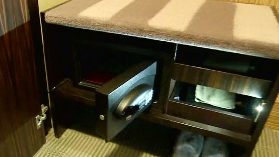 飯店防竊! 樓層管制、監視器、房務清理不關門