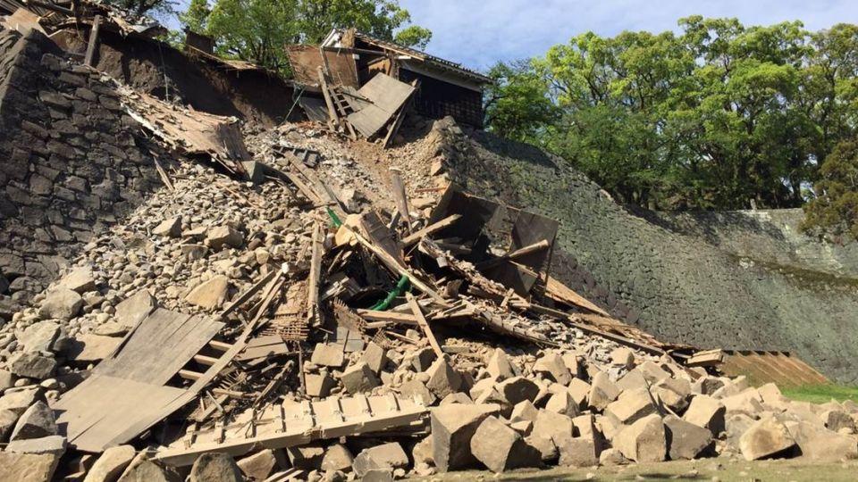 【影片】日熊本今凌晨7.3強震 氣象廳:是14日地震的主震