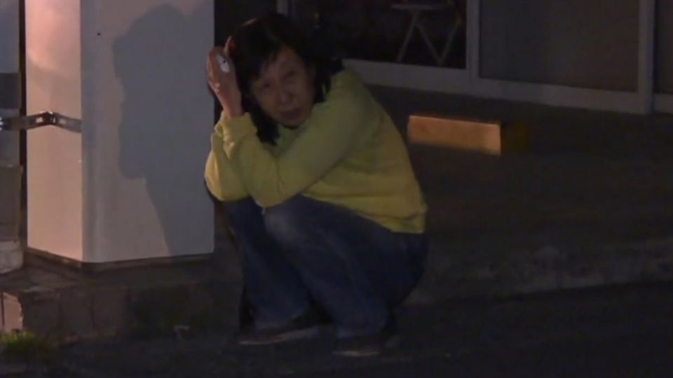 東森團隊熊本直擊! 300人半夜驚逃躲7.3強震