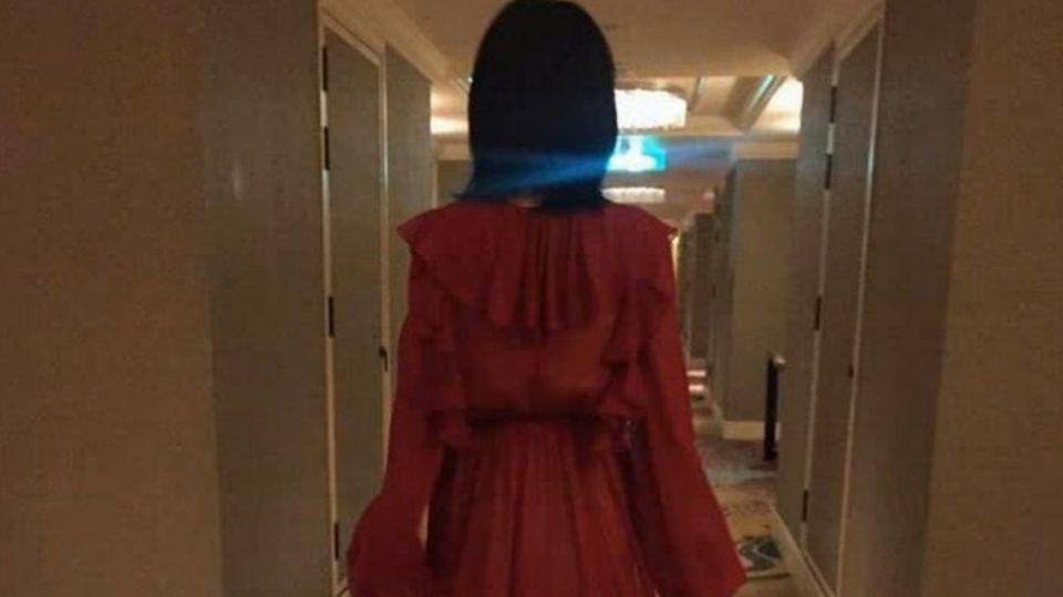 「你覺得那是鬼嗎?」 小S紅衣女鬼裝嚇到王大陸