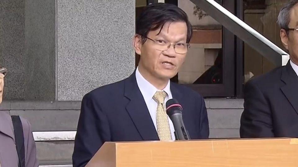 翁啟惠出席評議會 傷中研院形象再道歉