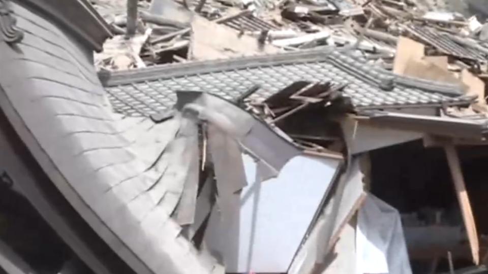 7.3震「斷層帶」變重災區 市政大樓震壞變危樓