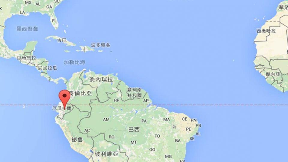 【更新】厄瓜多7.8強震 已造成350人死亡