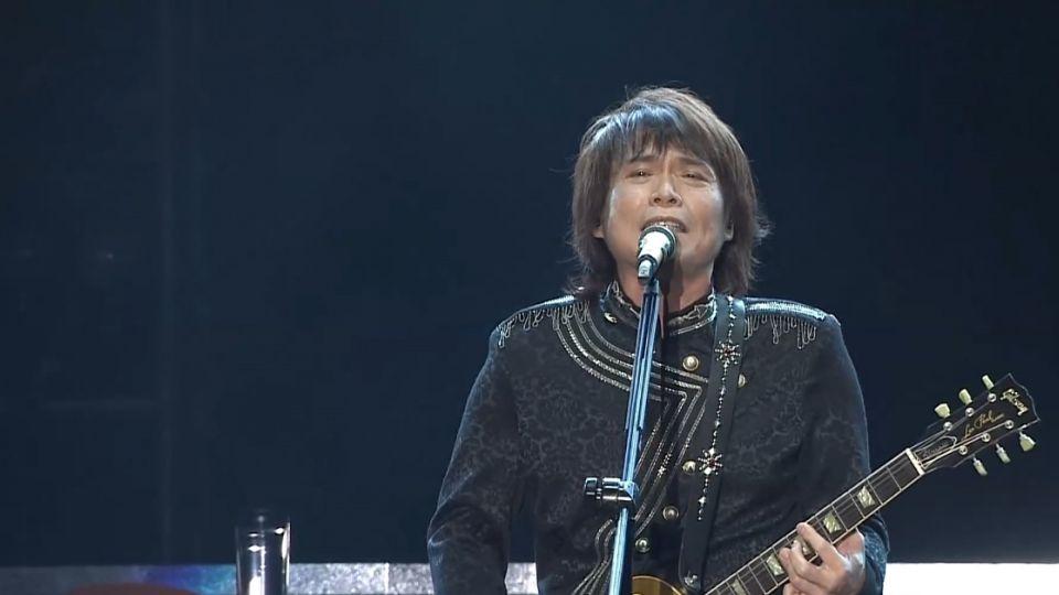 伍佰演唱會「國語場」 出道27年經典歌重現