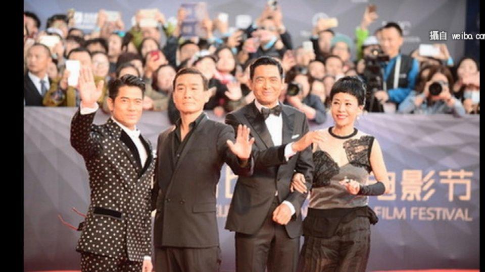 娜塔莉波曼驚豔北京電影節 李敏鎬、湯唯搶鏡