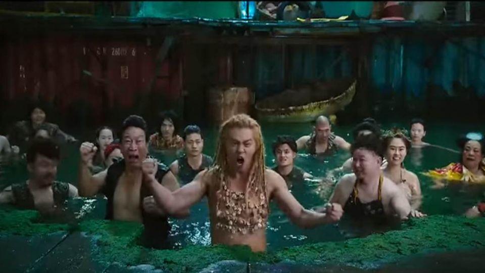 電影《美人魚》游到台灣了?傳最快明天看得見