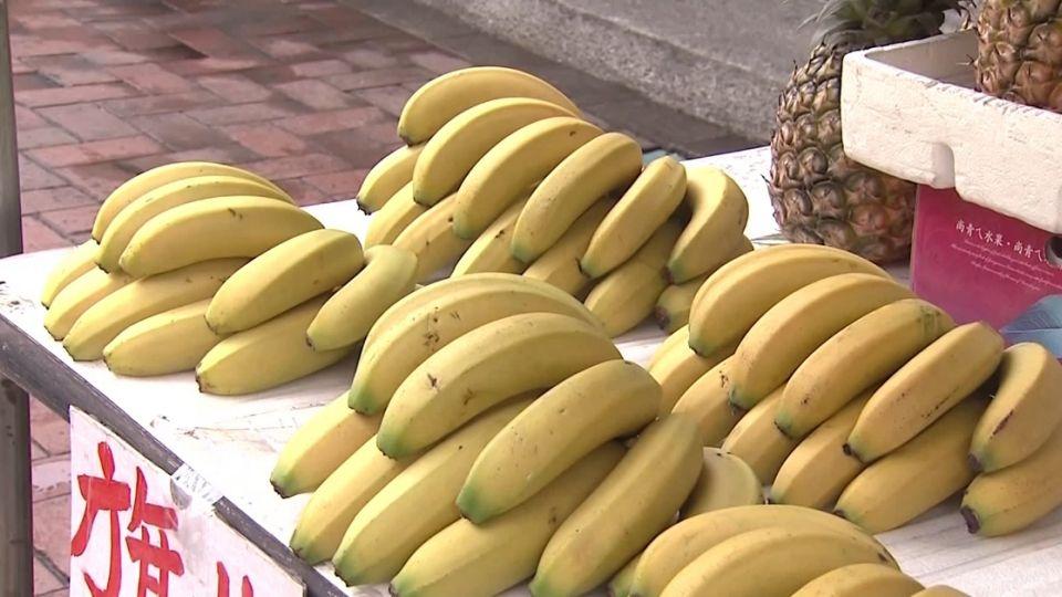 產量增、香蕉降價了! 零售價跌近兩成