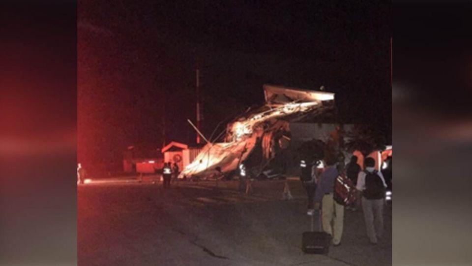 厄瓜多7.8強震至少77死 進入緊急狀態