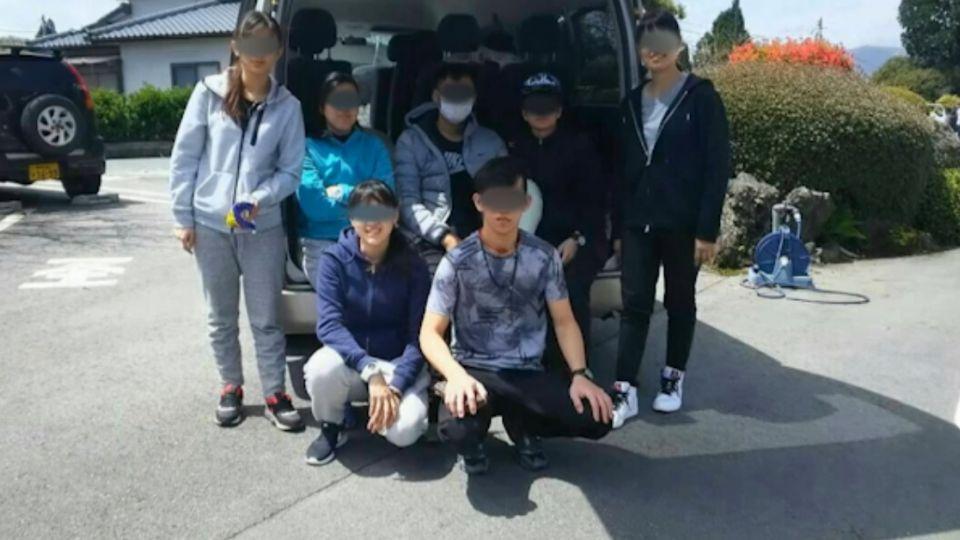 赴日實習! 德霖技術學院7學生受困南阿蘇