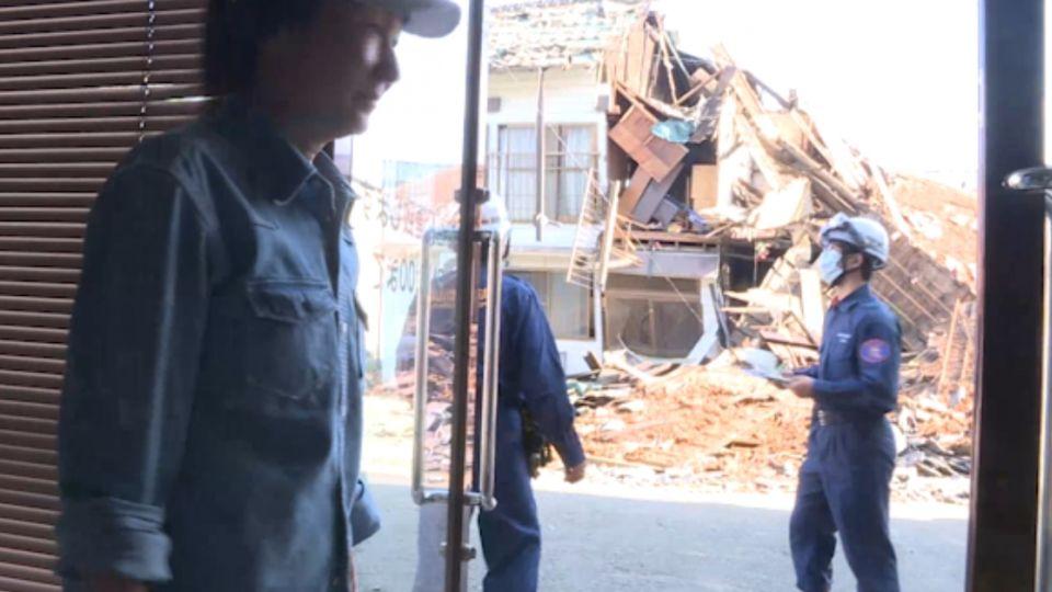 益城町重災區 居民拒撤離誓言守護家園