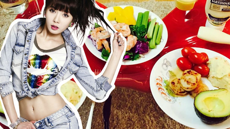 女星減肥這樣吃,瘦身又養顏