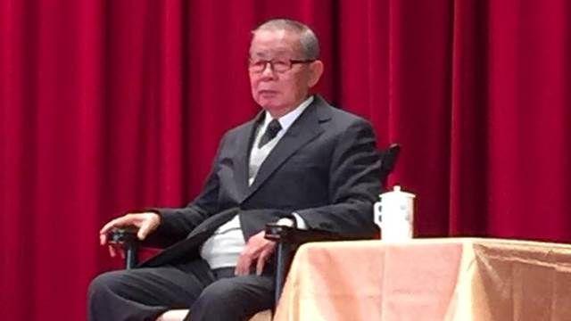 前警政署署長顏世錫傍晚病逝 享壽86歲