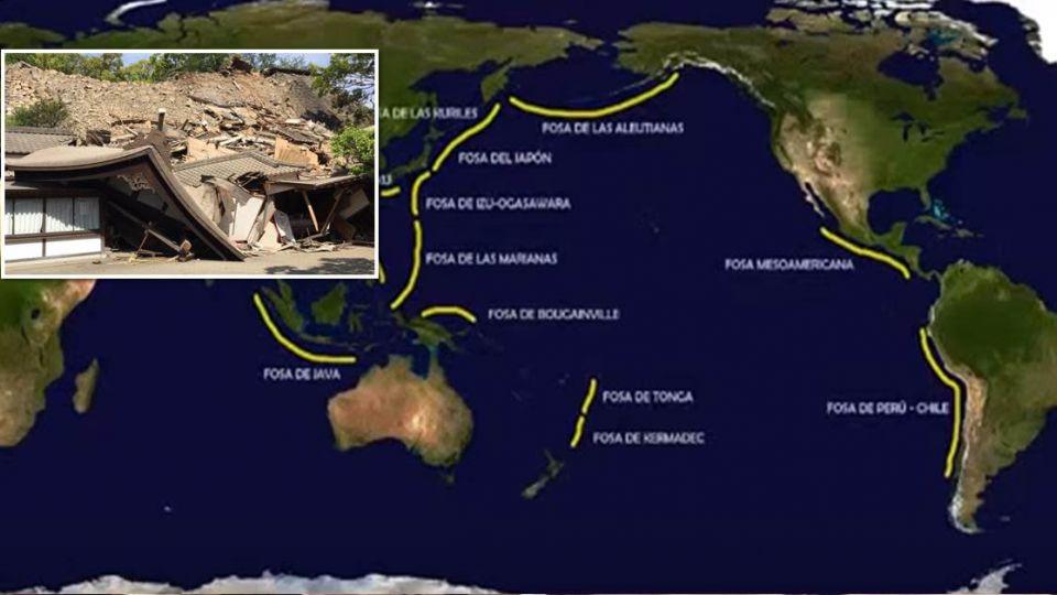 【影片】地震活躍期已啟動?2020年前恐有規模9以上強震