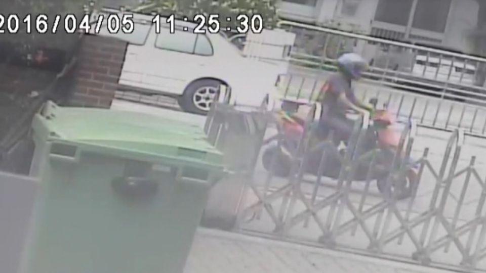 慣竊偷120萬攝影器材 來不及銷贓被逮