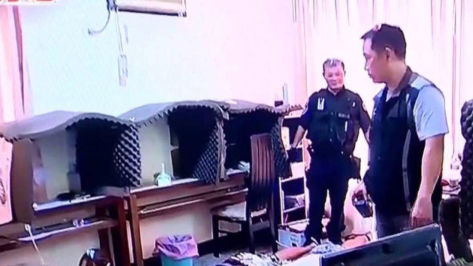 不再手軟!檢警直搗台南詐騙窟 18嫌犯全收押
