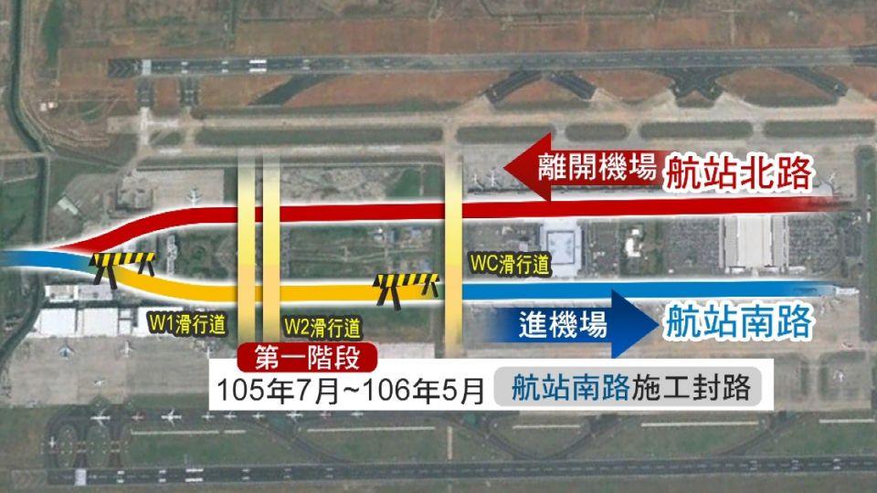 桃機興建第三航廈 7月起民眾出國得提早1小時
