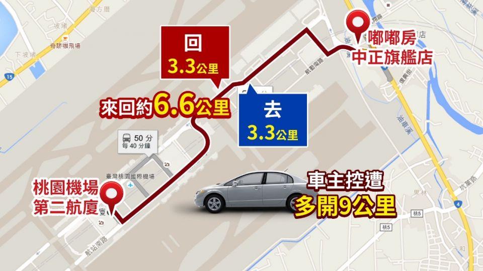 停機場「嘟嘟房」遭移車 車主控「里程數多9公里」