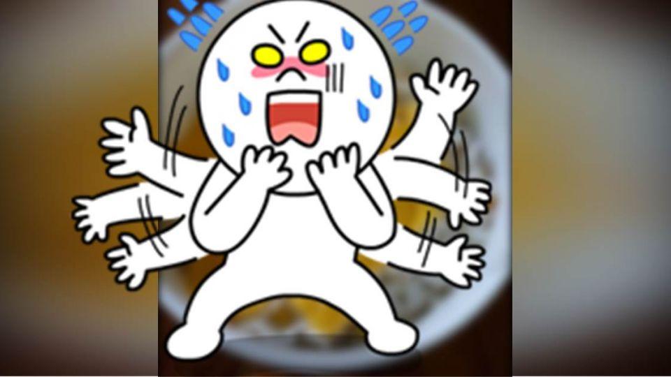焗烤飯之神形容「破雨衣掉碗裡」 網友疾呼:快報警!