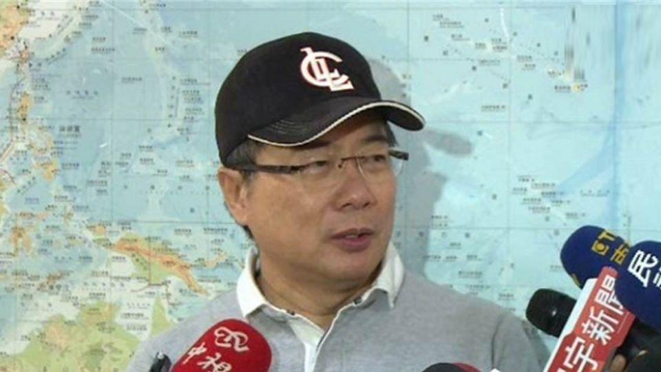 戰神回來了!蔡正元接掌國民黨大黨鞭