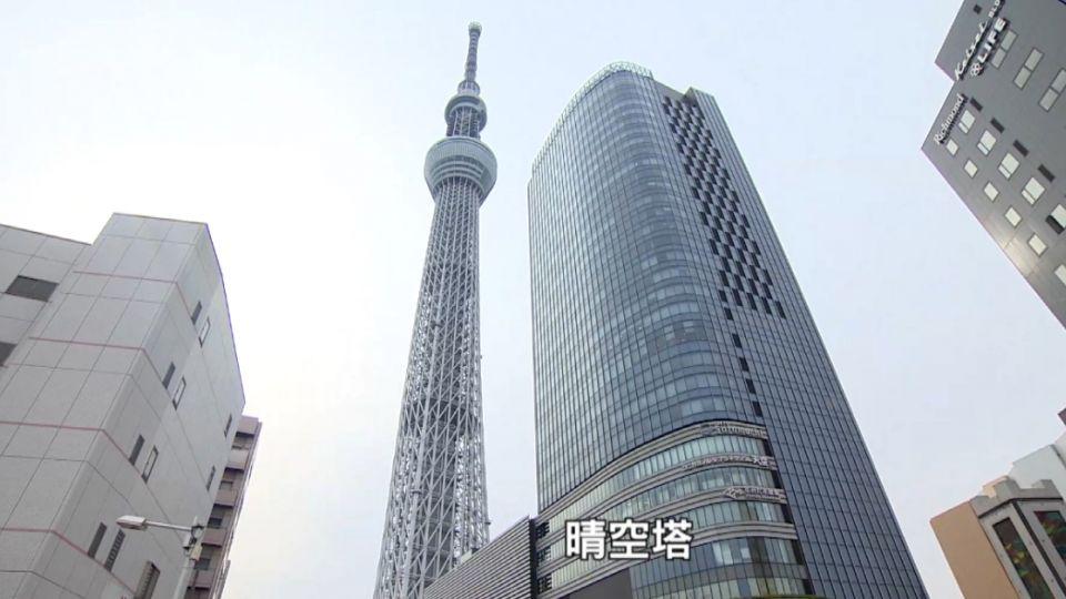 晴空塔年吸三千萬遊客 紀念品吸睛也吸金