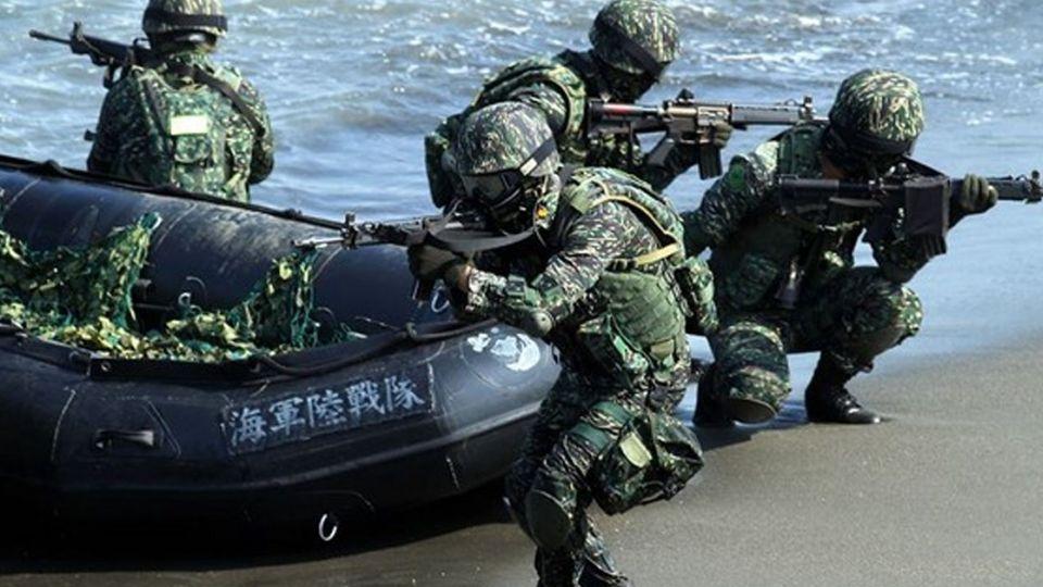 海軍陸戰隊99旅女軍官輕生 送醫不治